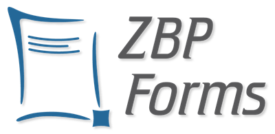ZBP Forms