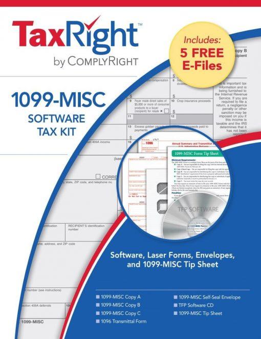 1099MISC Software, Efiling, Forms and Envelopes - ZBPforms.com