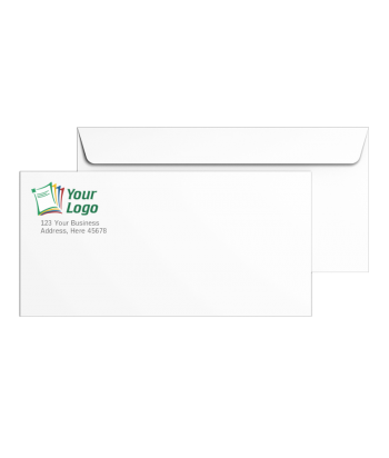 Custom #10 Envelope printing in Grand Rapids MI - ZBPforms.com