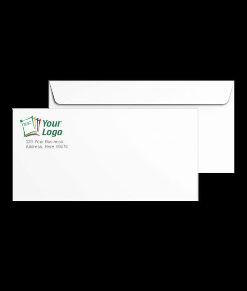 Custom #10 Envelope printing in Grand Rapids MI - ZBPforms.com
